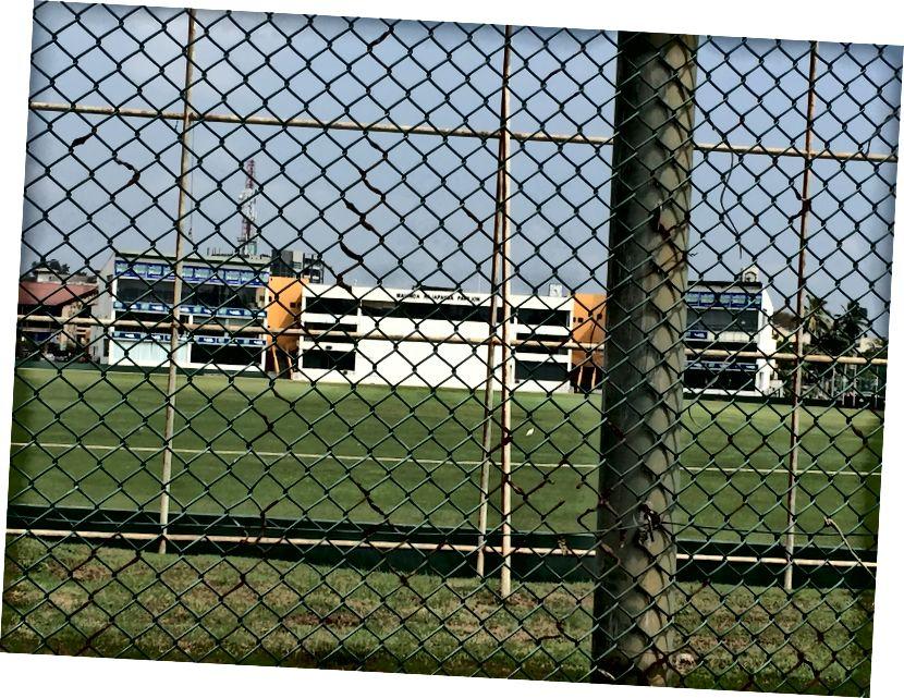 Стадіон крикетів Galle International