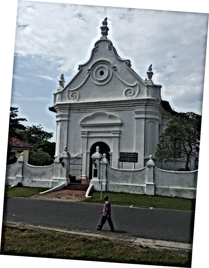 Голландська реформована церква