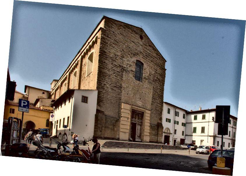 Каплиця Бранкаччі розташована в невідомій церкві Санта-Марія-дель-Карміна. Ніколи не дізнається, що всередині цієї каплиці - шедеври, які випливають на наступних фото. Фото: giovanni sighele [CC BY 3.0 (https://creativecommons.org/licenses/by/3.0)], через Wikimedia Commons