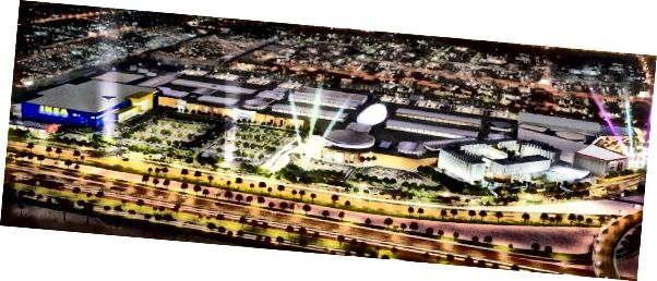 Lễ hội thành phố Doha. Tín dụng: DFC