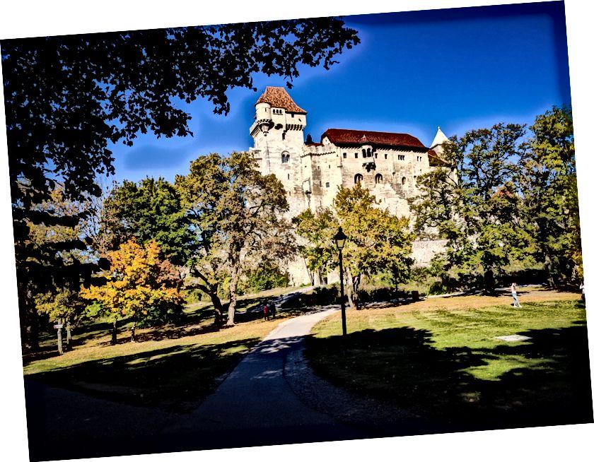 Ліхтенштейнський замок