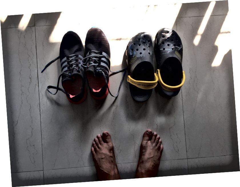Adidas Gazelle Boost CC Crocs