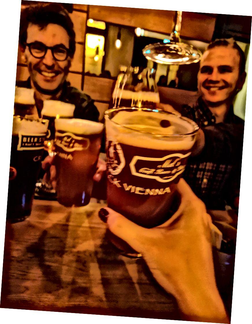 На пиво Craft пива Мел