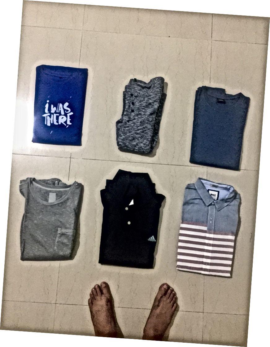 Víkend NH7 | Sveter UCB March Tee Krk posádky Bhane Gray Základy Adidas košele