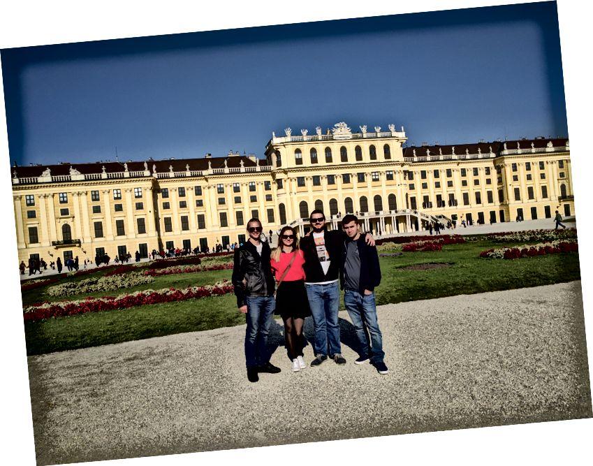 Палац Шенбрунн