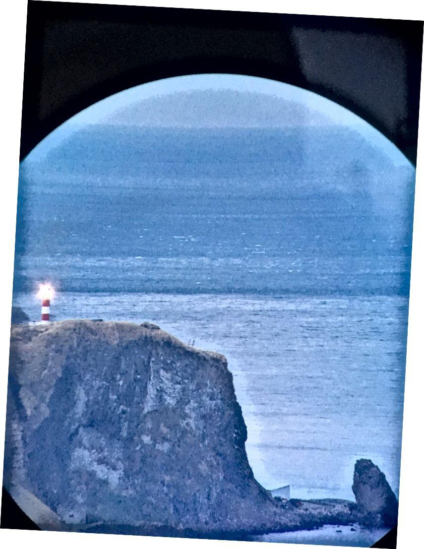 bu deniz feneri en iyi pic en uzak burun üzerinde