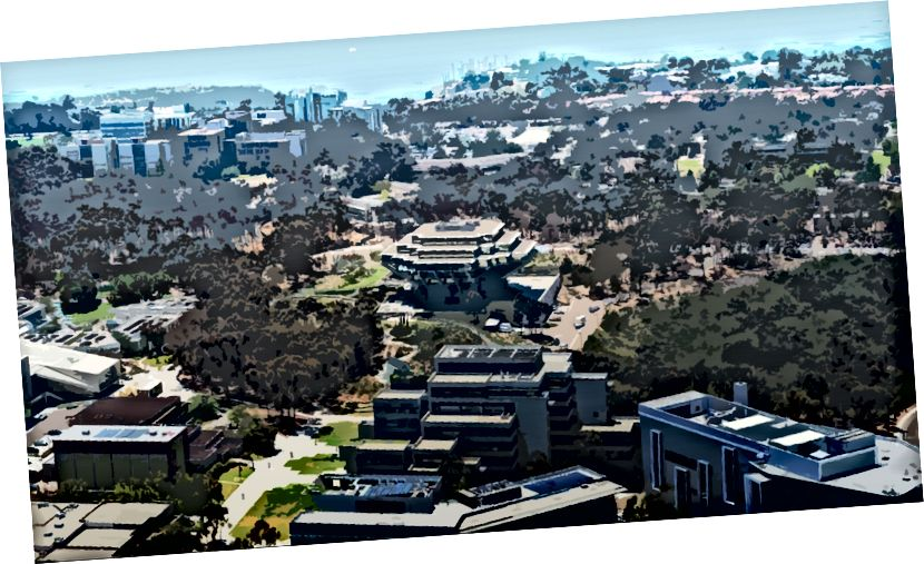 Каліфорнійський університет, Сан-Дієго
