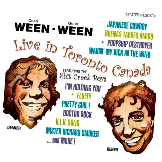 Ween ออกรายการโตรอนโตเป็นอัลบั้มสดในปี 2544