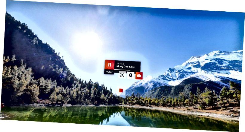 Himalayalar'da yürüyüşe çıkan var mı?