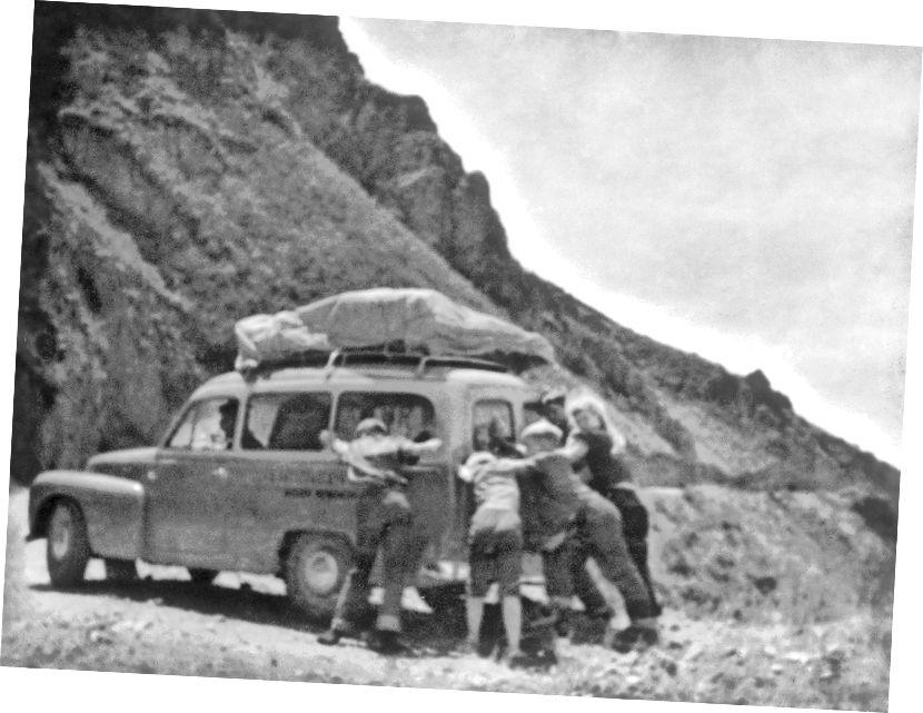 Volvo'nun En Düşük Vites