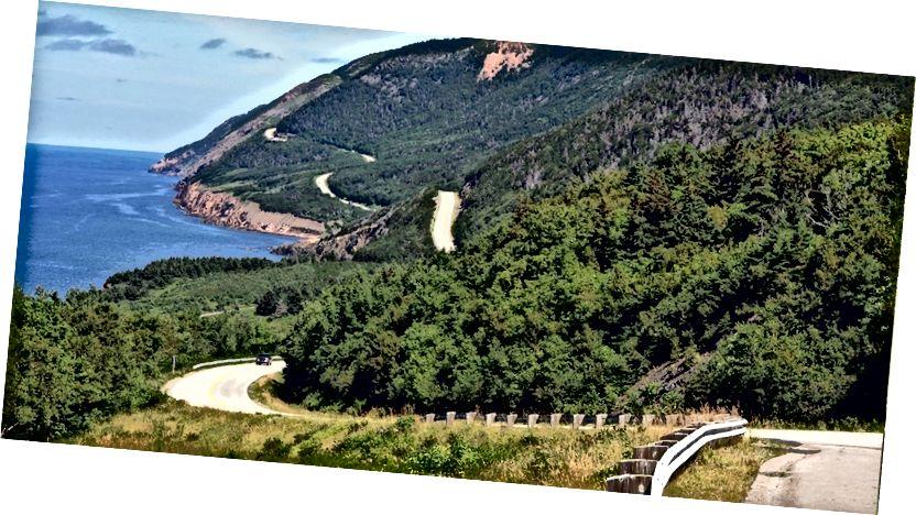 Cape Breton Adası, Nova Scotia