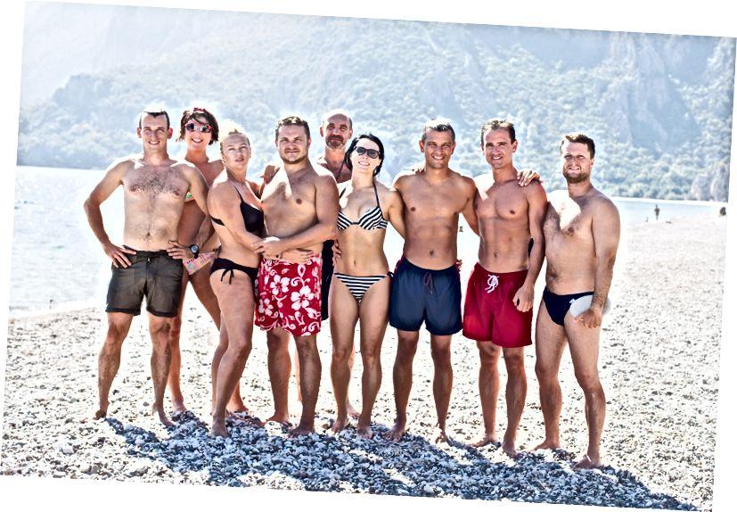 Daniko, Lera, Anna & Antonio, Igor, Nastya, Mishiko, I, Sergio.