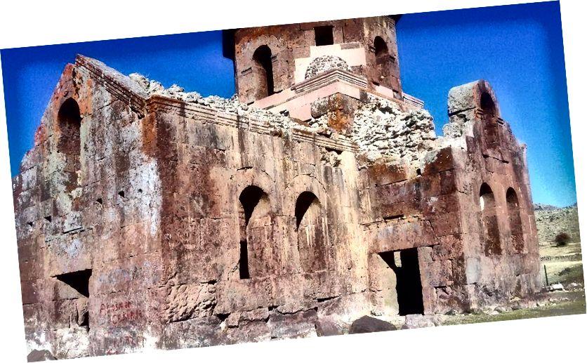 Nhà thờ Đỏ (còn được gọi là Kızıl Kilise, đơn giản là tiếng Thổ Nhĩ Kỳ cho Nhà thờ Đỏ)