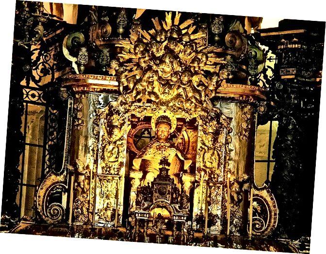 Santjago de Kompostelas katedrāle