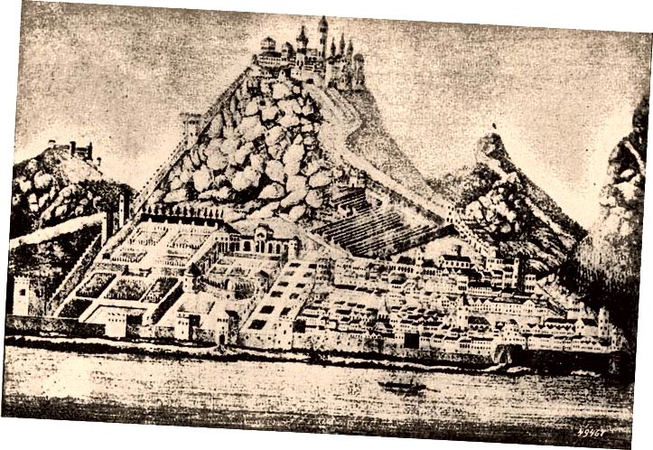 Вишеградський замок у Пешті