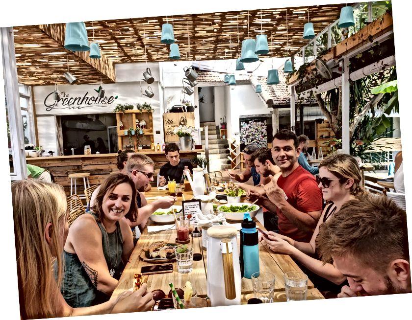 Хейкерський рай на нашому щотижневому обіді
