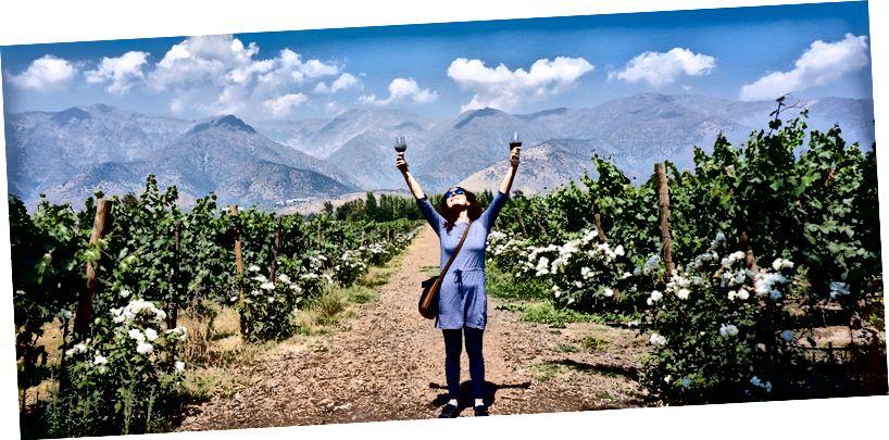 Ik bij de bovengenoemde wijngaarden