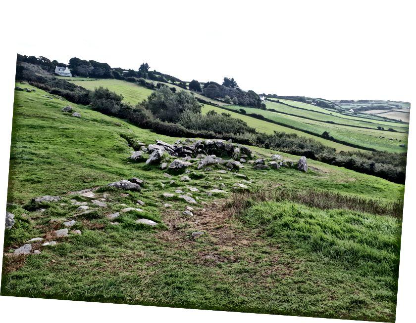 Kivipiiri Drombegissa, Corkin kreivikunnassa, Irlanti