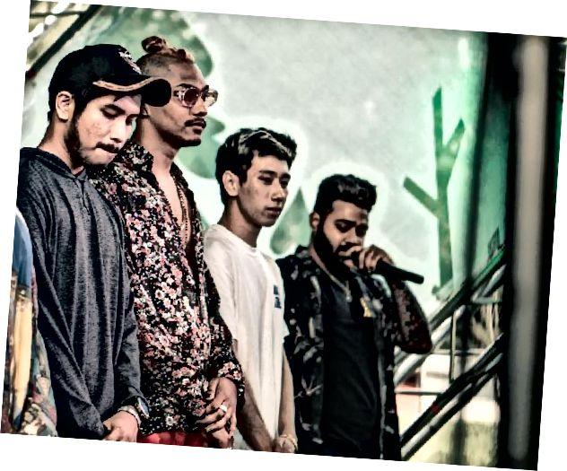 MassMusic - Tanıştığım Malezya hip-hop grubu