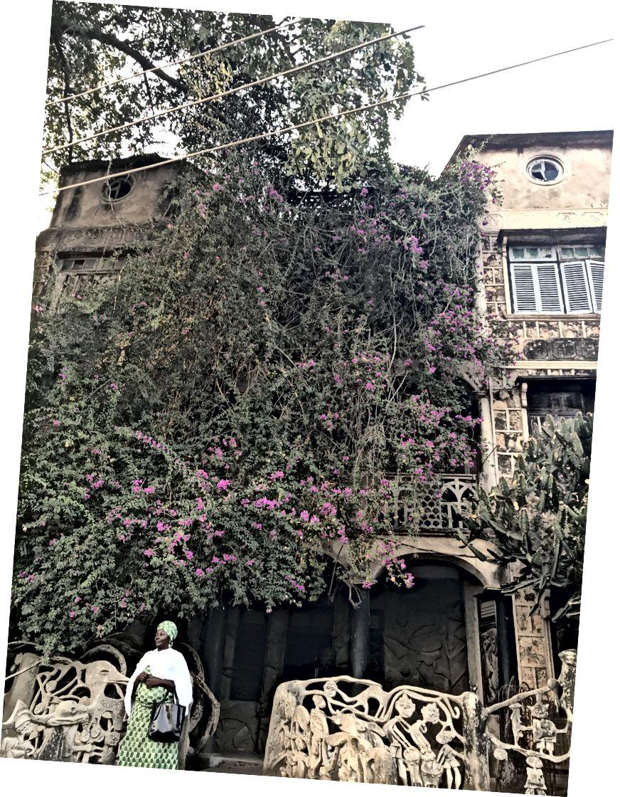 Suzanne Wenger'in Osogbodakı evi