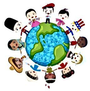 Başka bir ülkeden olanlara daha duyarlı ve daha yardımsever olalım.