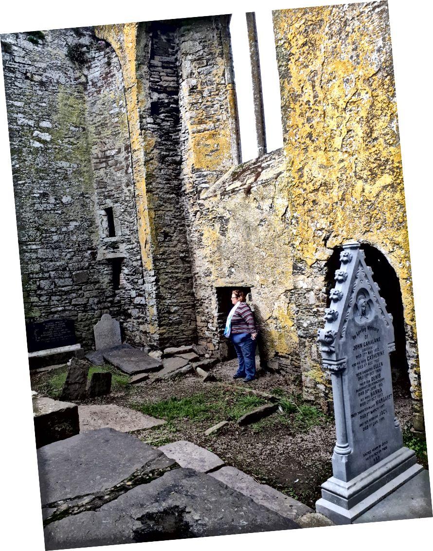 Timmoleague-luostarin rauniot