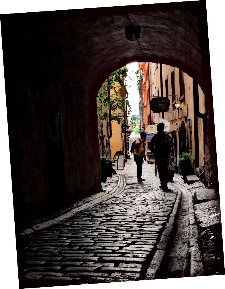 Гамла Стан (Старе місто), Стокгольм