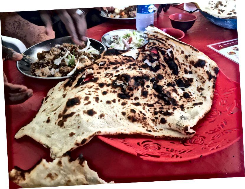 Obala Rdečega morja in jemenska hrana