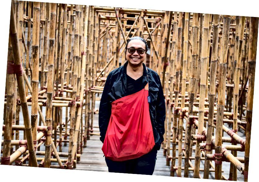 Rirkrit Tiravanija | Singapur Ulusal Galerisi'nin izniyle