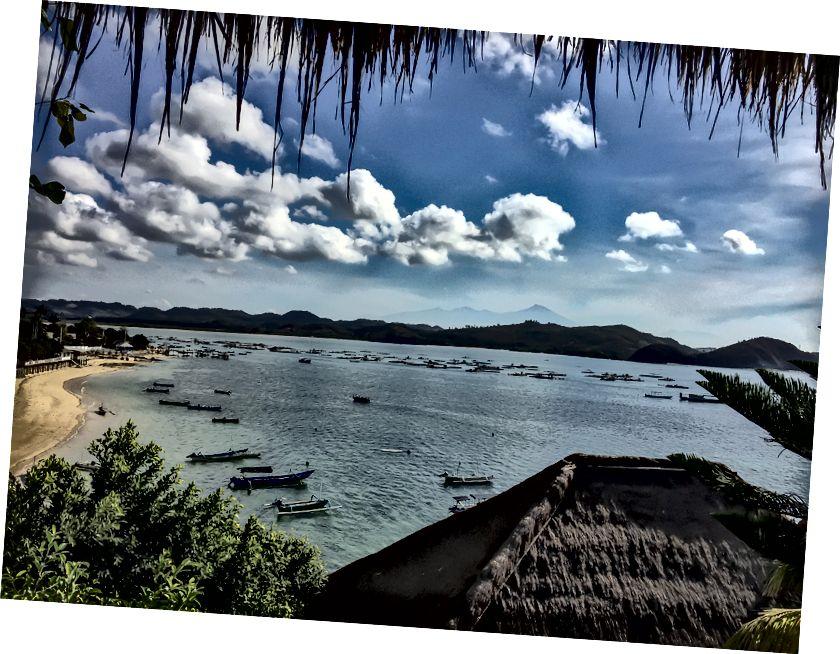 Làng Gerupuk, Lombok