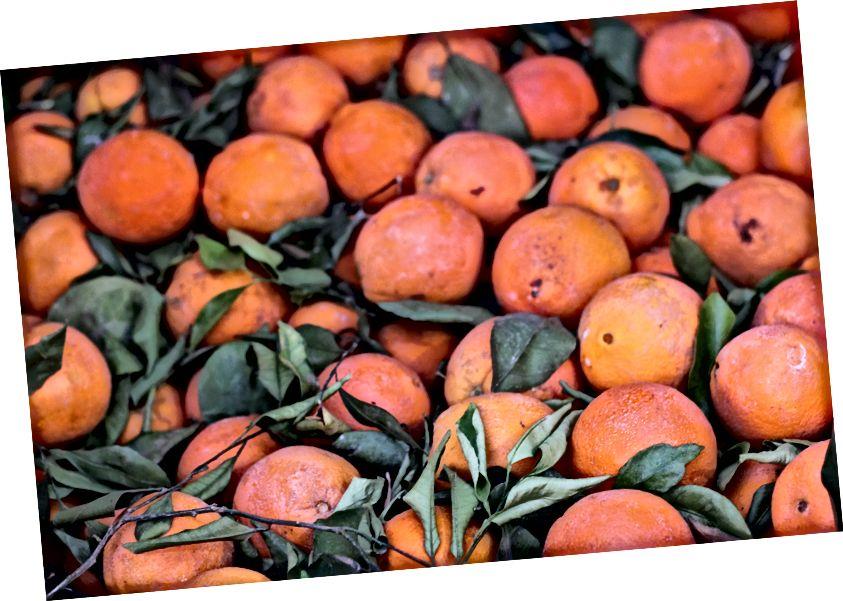 Hebron'da taze ürünler (instagram souf.ia)