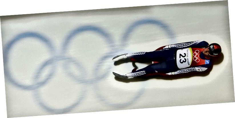 Ảnh: Ủy ban Olympic Vương quốc Anh