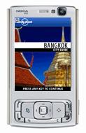 Lonely Planet pilsētas ceļveži Nokia ierīcēs