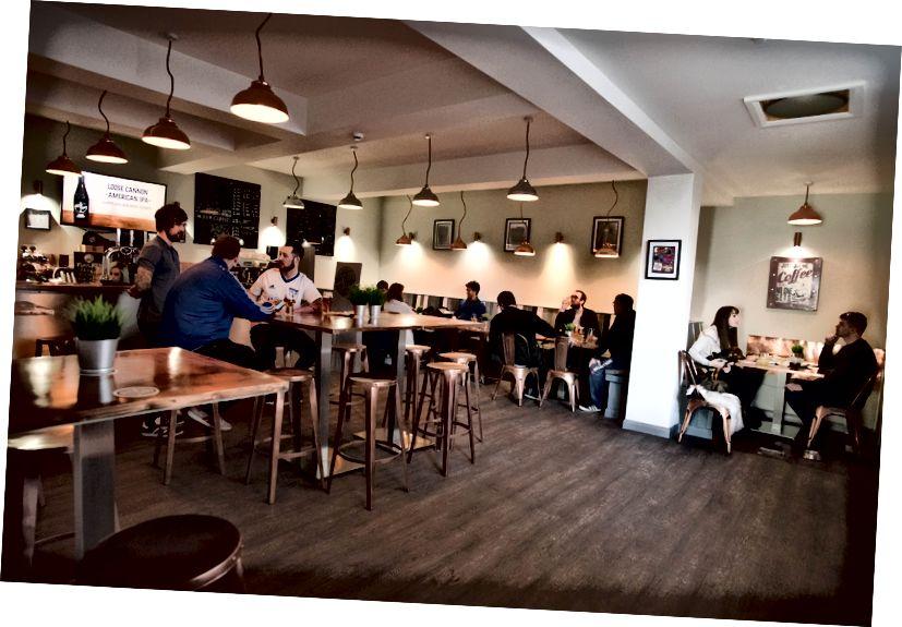 Brew Toon Mikro Bira Fabrikası ve Kafe
