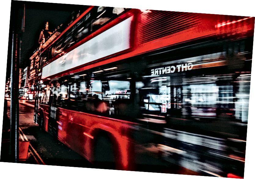 Çok güzel ama kötü demek…. Londra hakkında gerçek bir konuşmaya hazır olun. Fotoğraf: Natanael Vieira - Unsplash