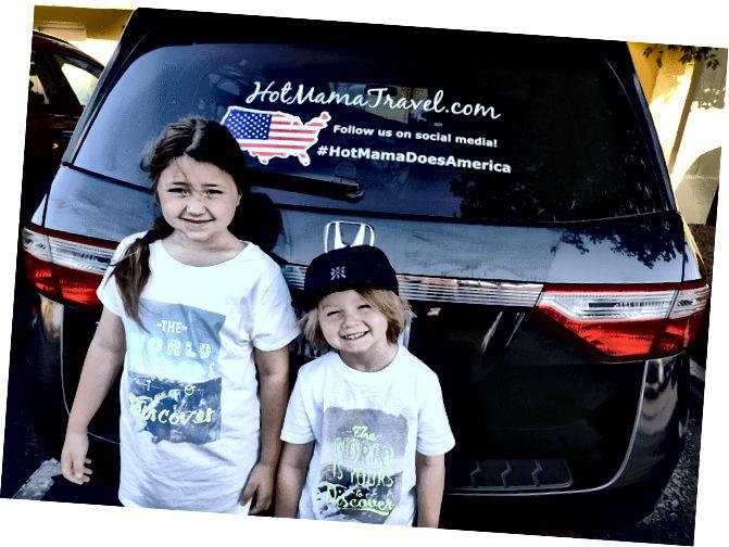 Перша зупинка нашої дороги #HotMamaDoesAmerica в Демінгу, штат Нью-Мексико