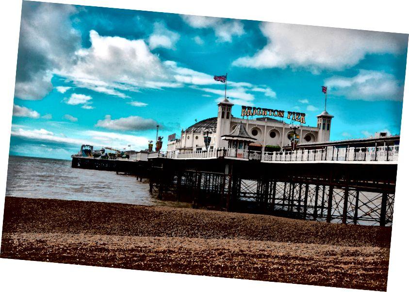 Brighton Saray İskelesi