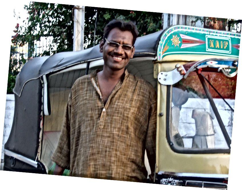 Таксіст Rikshaw