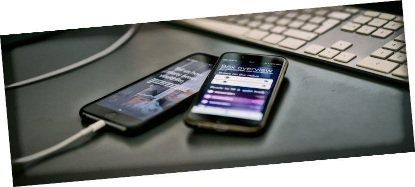 Naša aplikacija iPhone kmalu prihaja do trgovin z aplikacijami!