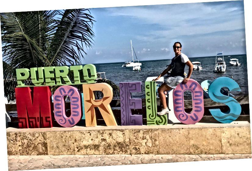 У кожному мексиканському містечку, яке відвідало поки що, є такий знак - геніальний!