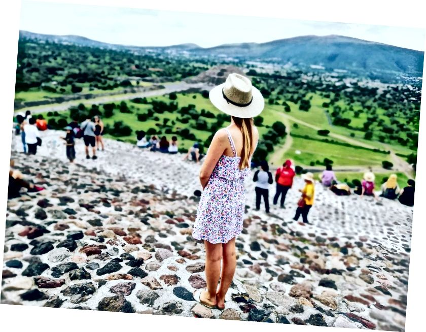 Teotihuacan piramitleri