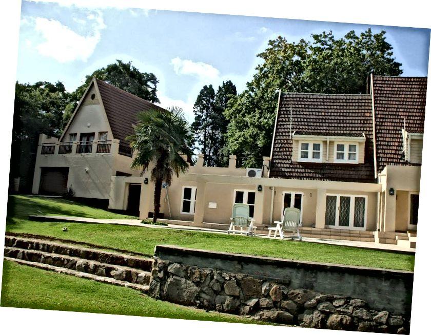 Zencefilli ev, Bryanston