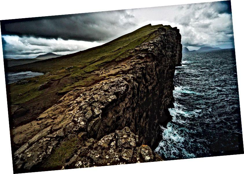 Faroe Adaları - Ekim 2017. Fotoğraf Derek.