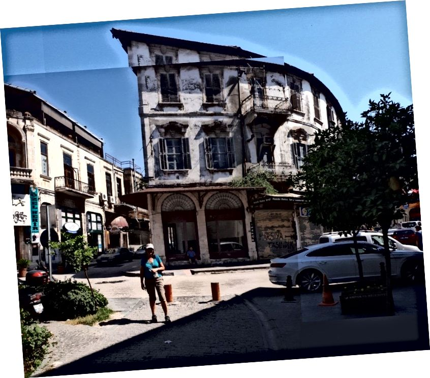 U starom gradu Antakya