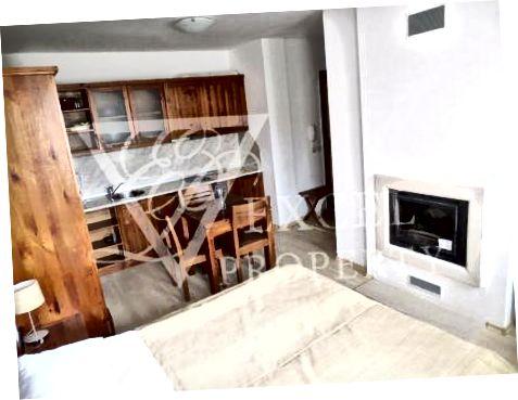 Мебльована студія на 38 м² за € 13 000