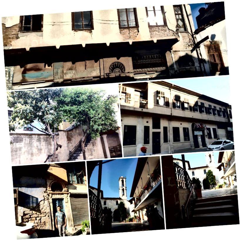 Prizori iz starog grada
