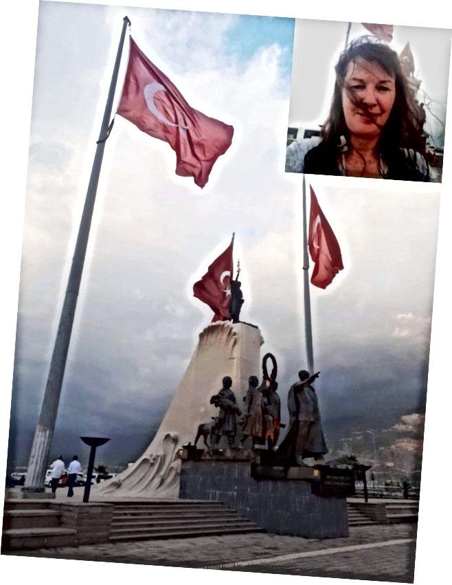 Spomenik Atatürku, Iskenderun