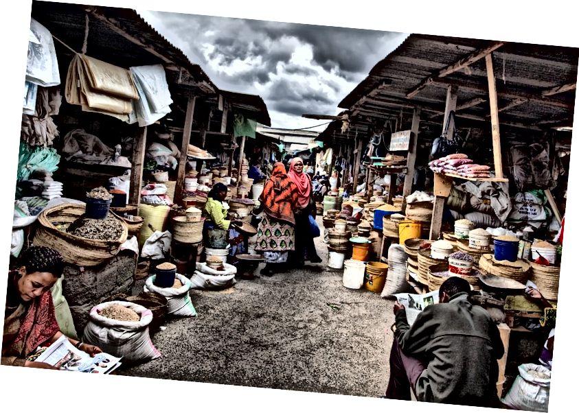 Sokak ticareti