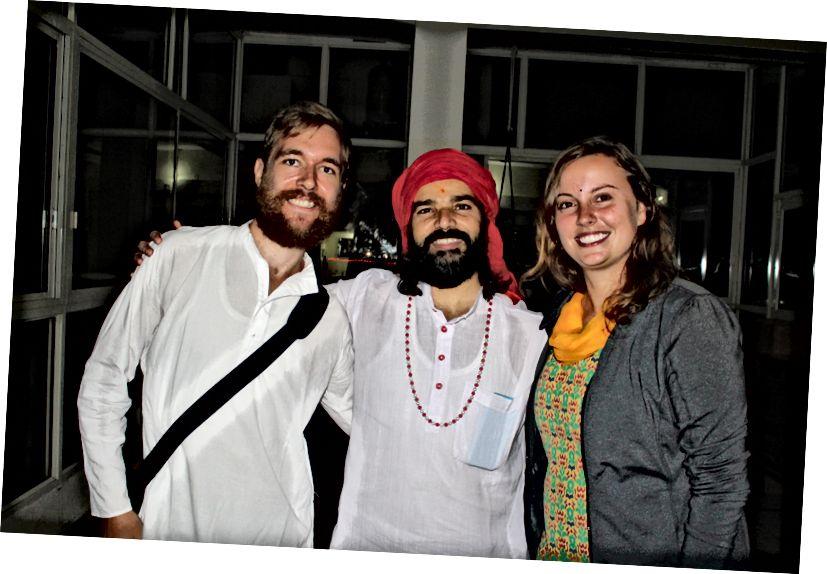 Hindistan'ın Rishikesh kentindeki Yogi ile ilk Yoga ve Meditasyon deneyimleri