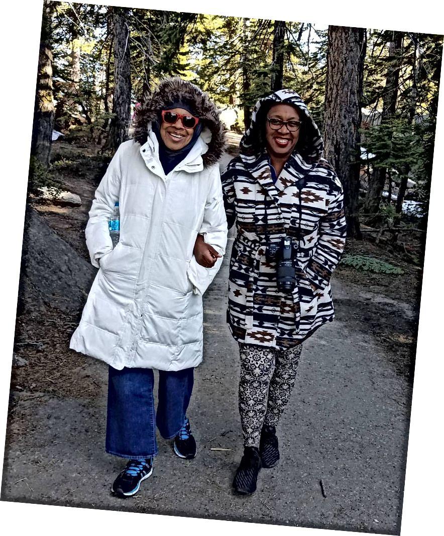 Ми з мамою в Йосеміті-2017